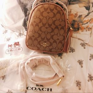 Coach Two Way Handbag/Crossbody
